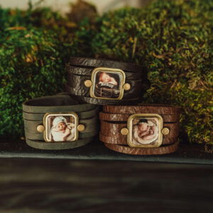 3 photo frame Cuffs